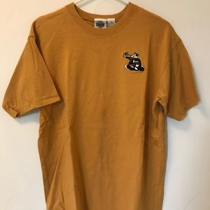 Vintage Yellow Looney Tunes T-Shirt Women's Medium